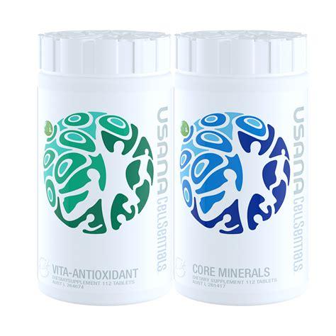 Suplemen Usana usana cellsentials minerals and vita antioxidant usana australia vitamins usana