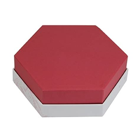 hexagon gift boxes hexagon box