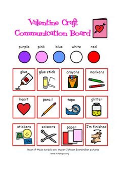 Communication Board Template In Symbolstix Prime Autism Pinterest Student Communication Communication Board Template