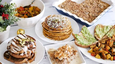 christmas inspired breakfast 4 easy winter inspired breakfast recipes healthy delicious