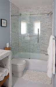 bathroom tub enclosure ideas 17 best ideas about tub shower combo on