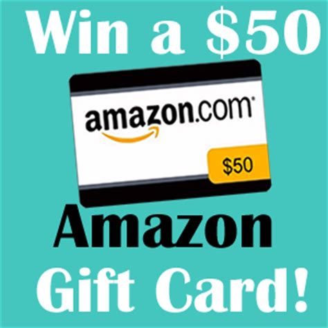 Amazon Gift Card 50 - cpk 50 amazon gift card giveaway seriously natural
