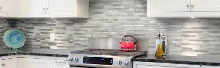 Self Adhesive Kitchen Backsplash la smart tiles carrelage mural auto adh 233 sif et