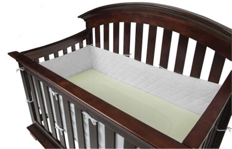 lifenest breathable crib bumper