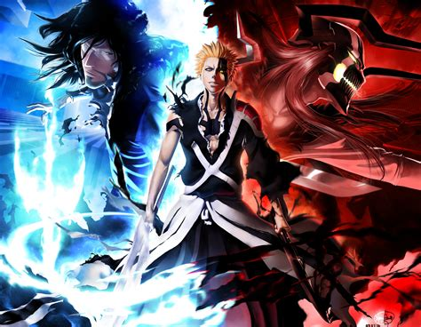 bleach 4k ultra hd wallpaper and background image