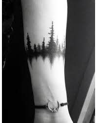 forest tattoo meaning 1
