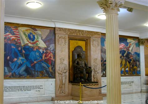massachusetts state house  tours boston discovery
