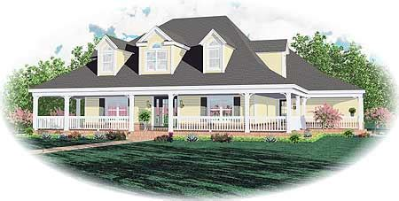 653301 southern charm house plan with wrap around porch southern charm with wrap around porch 58334sv