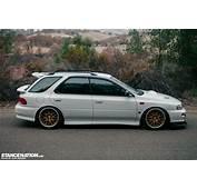 Refined Modesty // Kenji RHD Subaru WRX STI