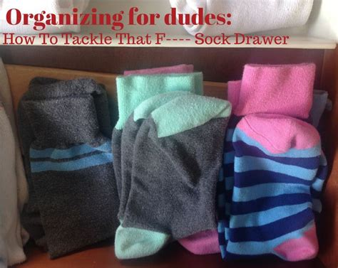 How To Store Socks In Drawers by 25 Best Ideas About Sock Drawer Organizing On