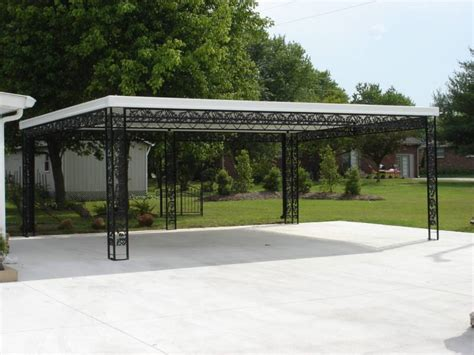 Steel Patio Kits by Aluminum Carports Free Estimates