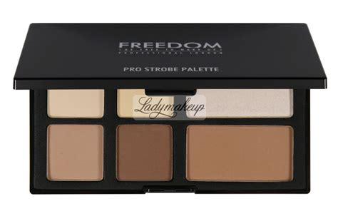 Lt Pro Powder Blush 40 Gr 1 freedom pro strobe pro powder strobe and contour palette with brush