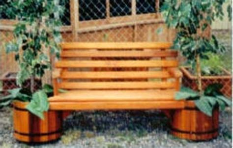 flower pot bench flower pot bench plans 28 images planter bench plans