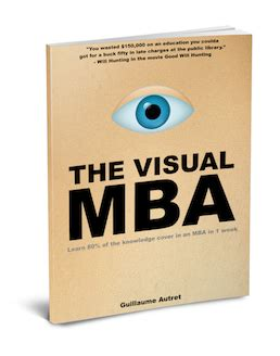 Personal Mba Manifesto by Visual Mba The Simple Path To Learning Business
