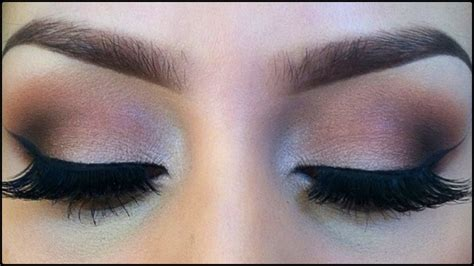 tutorial eyeshadow mac wedding prom everyday smokey eye tutorial mac dupe alert