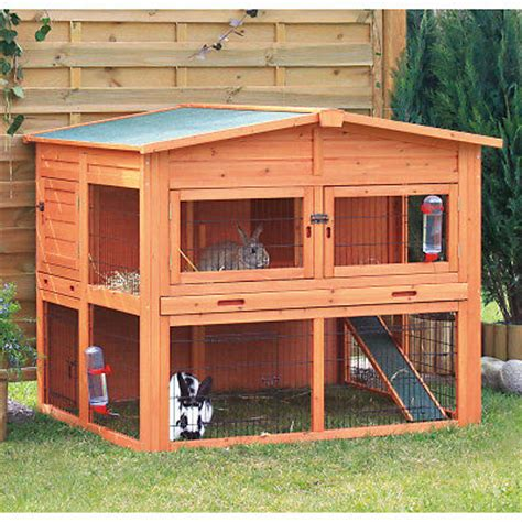 Rabbit Hutch For Rabbits rabbit hutch buying guide ebay