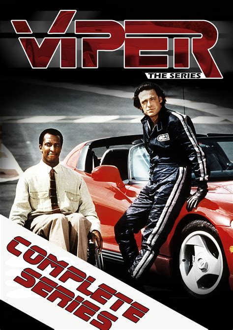 Viper Tv Series by Viper Tv Show 1994 1999