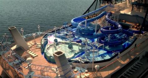 Royalcaribbean by New Details Revealed On Msc Cruises First Meraviglia Class