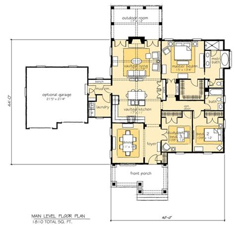southern living floor plans 126 best house plan images on house