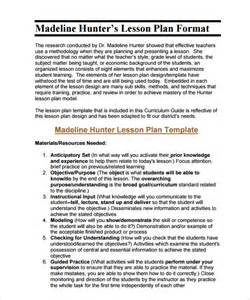 7 step lesson plan template sle madeline lesson plan 10 documents in pdf