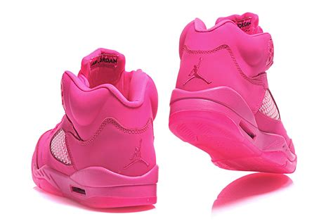 cheap air 5 gs all pink shoes uk for sale cheap