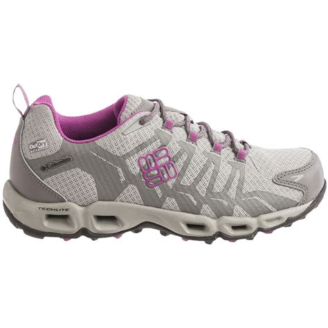 columbia athletic shoes columbia sportswear ventrailia outdry 174 trail running shoes