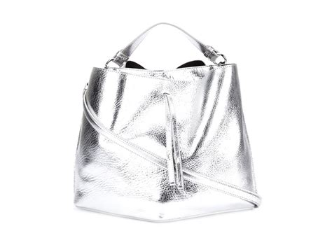 Think Metallic Bags Are Tacky Check Out The Betseyville 24k by Top 5 Metallic Mirror Bags True Reflections