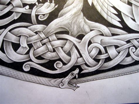 norse mythology tattoos the gallery for gt viking designs