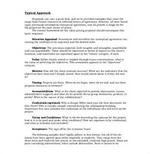Business Plan Proposal Template Business Proposal Template 31 Free Word Pdf Documents