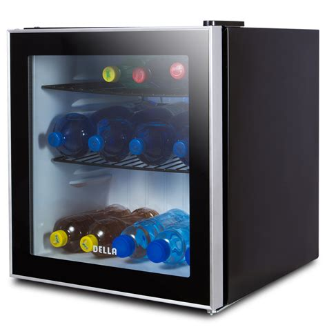 glass door drinks fridge beverage refrigerator mini fridge cooler glass door wine