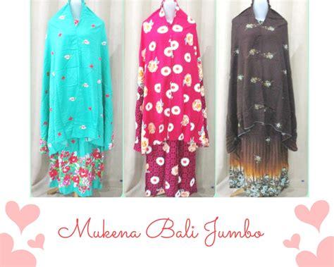 Mukena Bali Jumbo 04 pusat grosir murah mukena bali 57rb