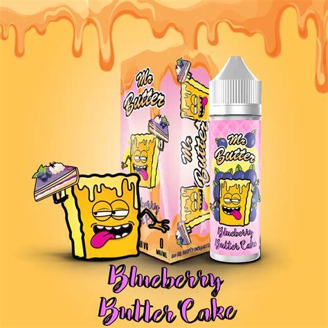 Liquid Premium Sub Ohm Blueberry Donut Liquid Vapor eliquid mr butter 50 ml 0mg boosted unicorn 60ml