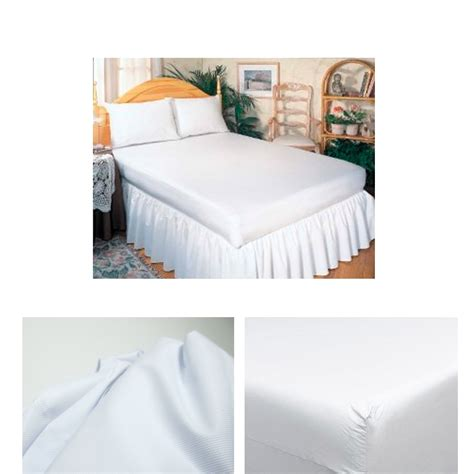 waterproof bed cover premium size mattress soft protector waterproof fitted bed cover anti dust ebay