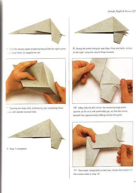 Step By Step Origami Elephant - elefante 2 6 nobuyoshi enomoto origami