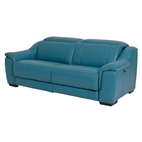 Teal Blue Leather Sofa Teal Blue Leather Sofa The Teal Deal Inspired Designs By Furnitureland South Thesofa