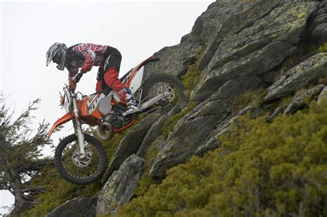 48 Ps Motorrad Enduro by Ktm Exc 2015 Test Testbericht