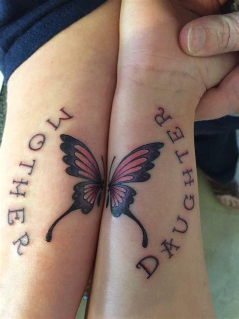 mother daughter tattoos pictures 25 best ideas about on