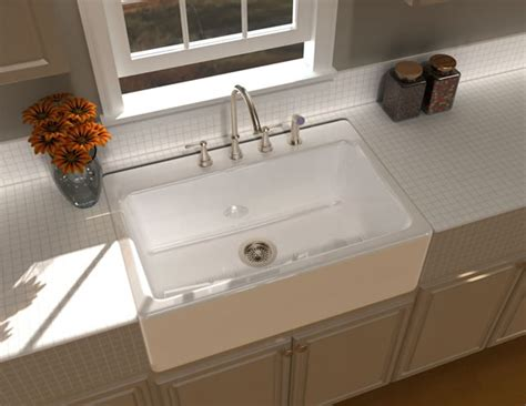 Farm Style Kitchen Sinks Sinks Amusing Farm Style Kitchen Sink Farm Style Kitchen Sink Farmhouse Sink With Drainboard