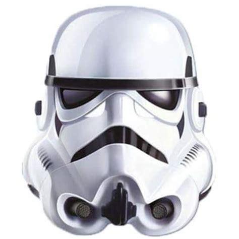 Wars Mask wars stormtrooper cardboard mask partyrama