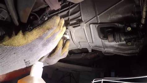 how petrol cars work 2001 nissan xterra transmission control transmission fluid change on a nissan xterra youtube