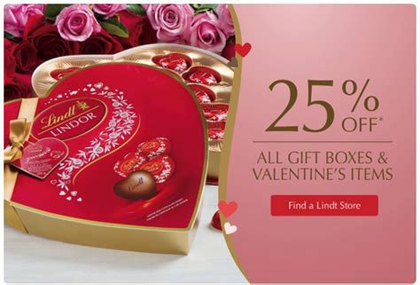 lindt chocolate s day lindt chocolate shop canada s day sale save 25