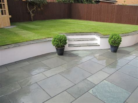 Random Patio Planner by 25 Best Ideas About Patio Slabs On Paving