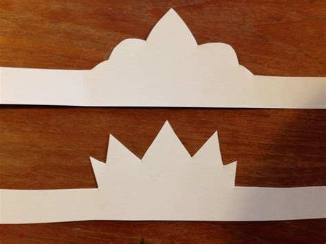 How To Make A Paper Princess Tiara - awesome how to make princess crowns out of paper crowns