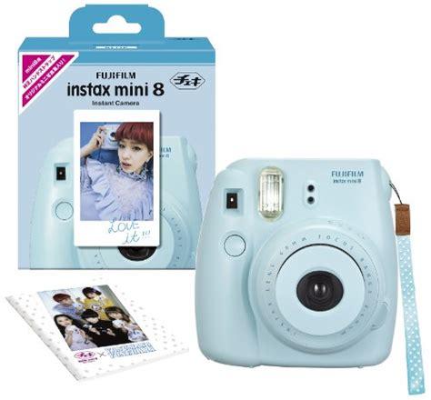 Fujifilm Instax Mini 8 Gudetama Special Edition Kamera Kamera fuji instax mini 8 blue limited edition