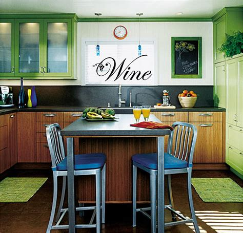 cheap kitchen decor ideas diy wall decor as cheap and easy solution for decorating