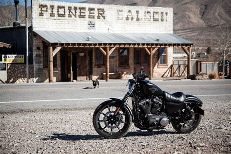 Harley Davidson Closest To Me by 2016 Harley Davidson Sportster Iron 883 Review Revzilla