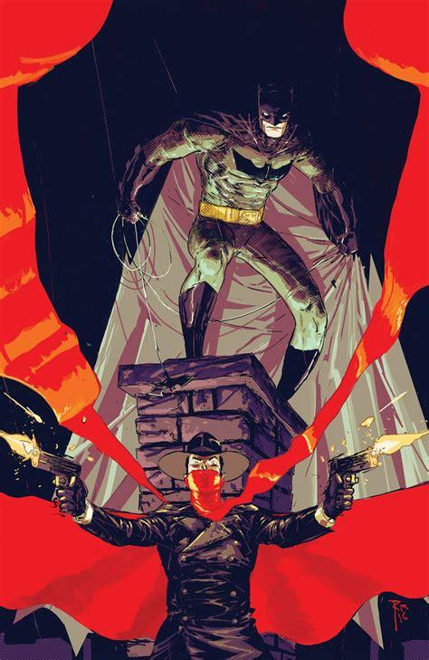 Is The Shadow the batman universe dc announces batman the shadow crossover
