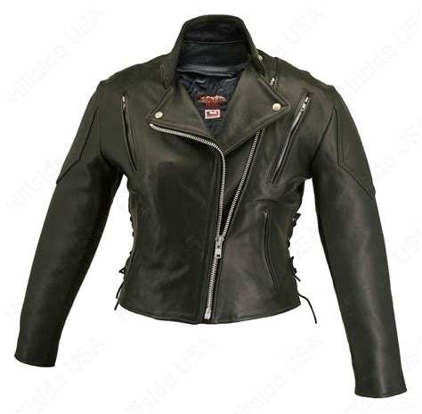 motorcycle apparel leather motorcycle jacket hillside usa s leather jackets