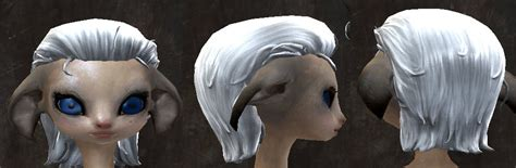 new asura hairstyles gw2 new hairstyles july 26 update dulfy