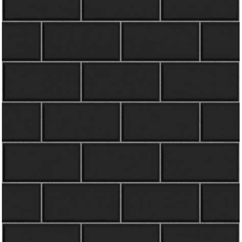 black subway tile subway tile black wallsorts